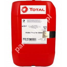 Olej silnikowy TOTAL RUBIA...